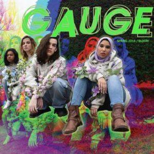 Gauge Bloom Cover