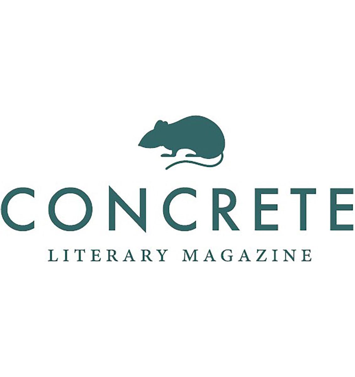 Concrete Literary Magazine logo