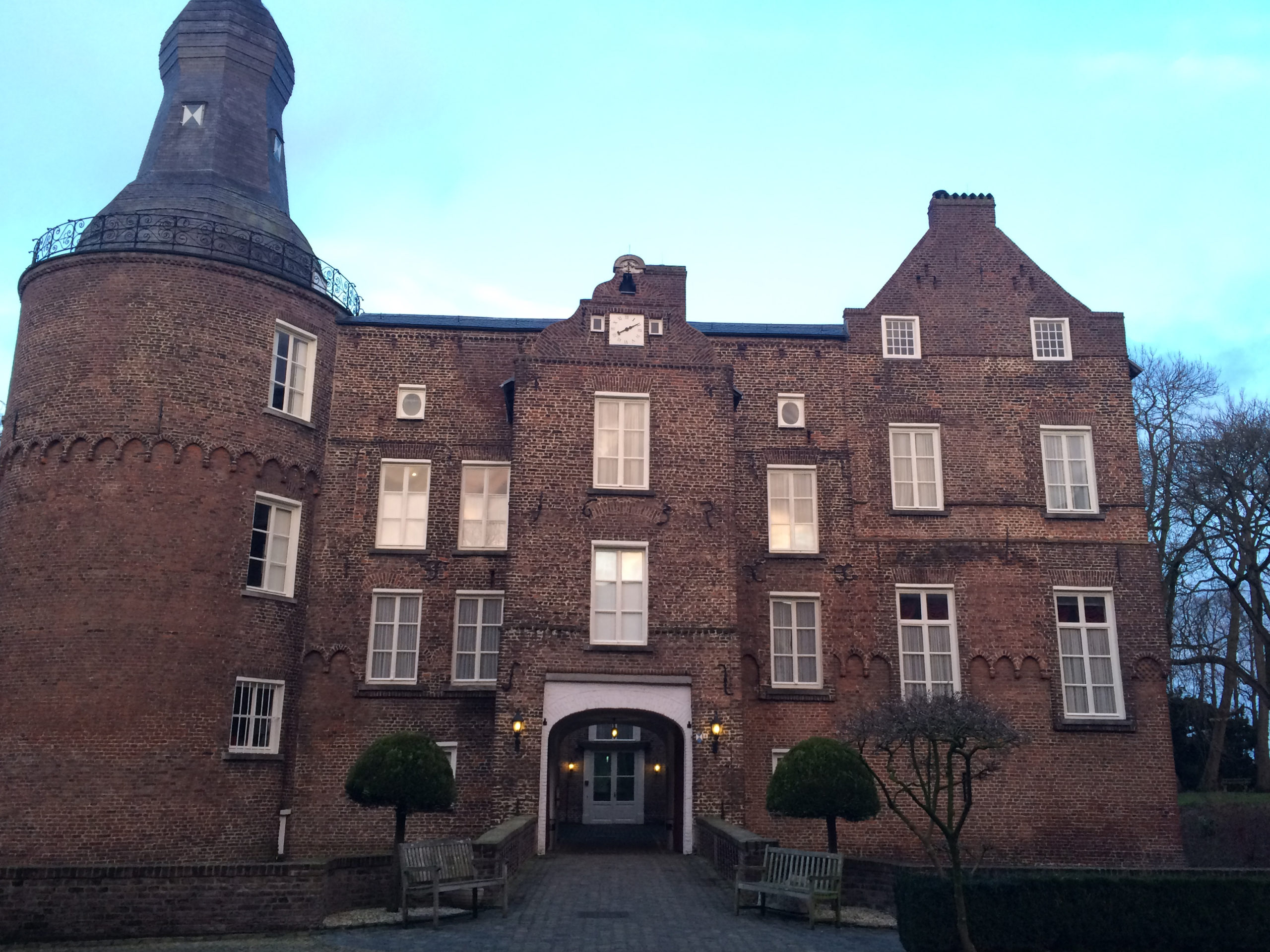 a photo of Kasteel Well in the Netherlands