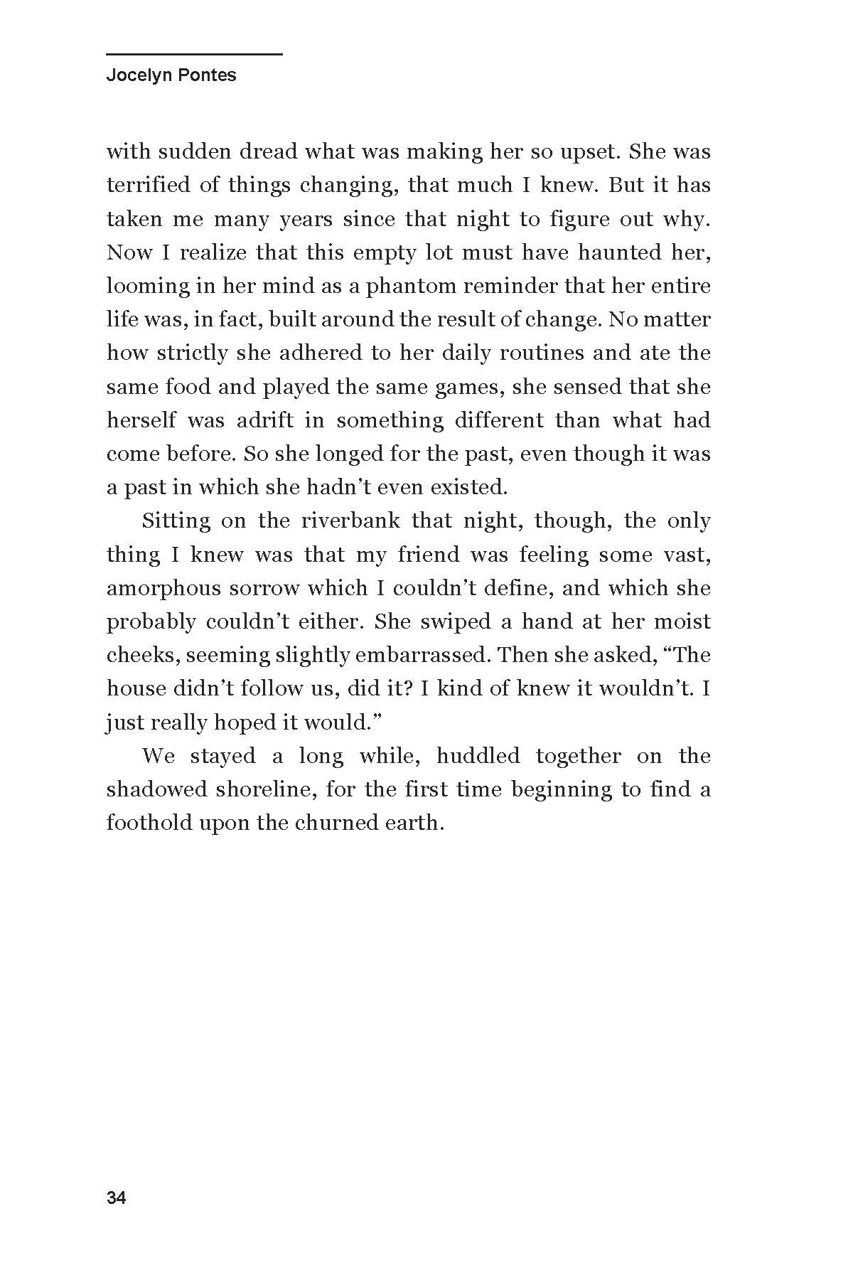 The Internal Ashes, page 34