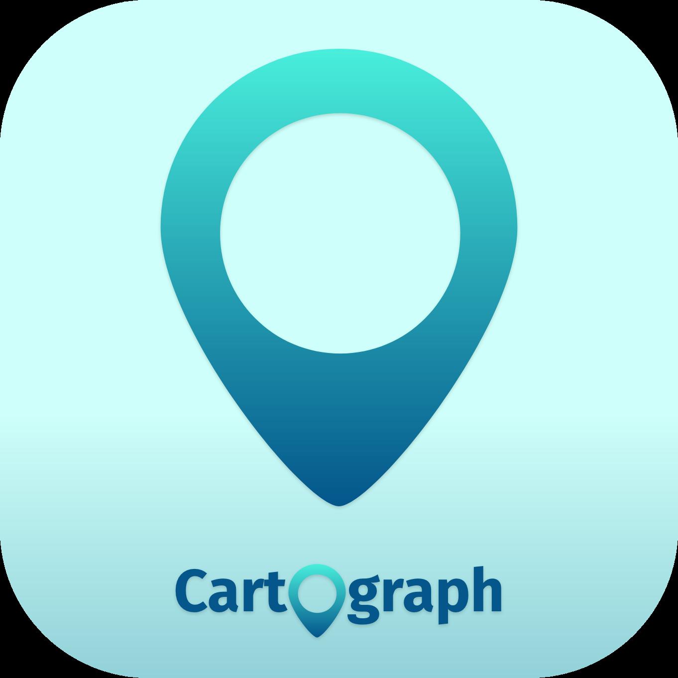 The Cartograph app icon