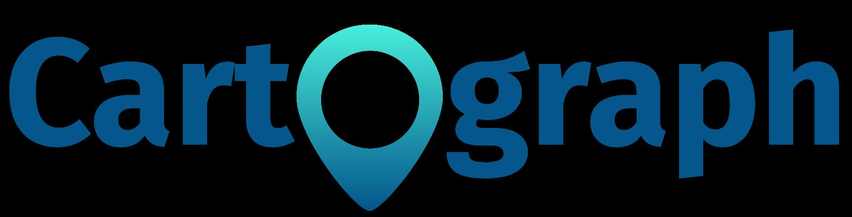 The Cartograph logo design